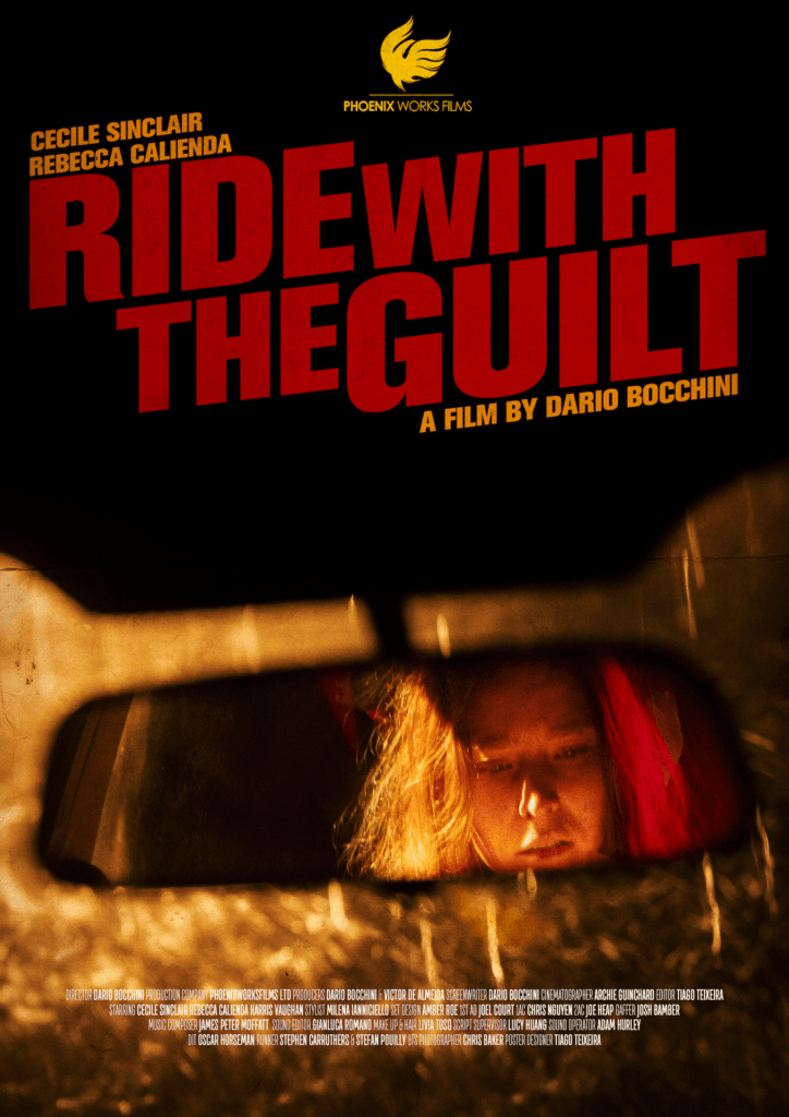 Ride With The Guilt - Poster